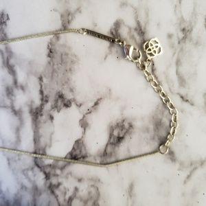 Kendra Scott Jewelry - Kendra Scott Tessa Necklace Black gold